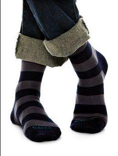 Gallo: calze e cravatte d'oro per l'inverno 2012