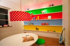 15 Amazing Playrooms
