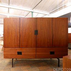 pastoe kast barkast highboard sideboard dressoir