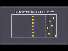 PE Games - Shooting Gallery - YouTube Camping Activites For Kids, Pe Activities, Movement Activities, Team Building Activities, Activity Games, Physical Activities, Fitness Activities, Fun Team Games, Gym Games