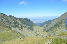 Transfagarasan Road - the most sinuous and challenging motorbike road. www.motorcycle-tours.travel