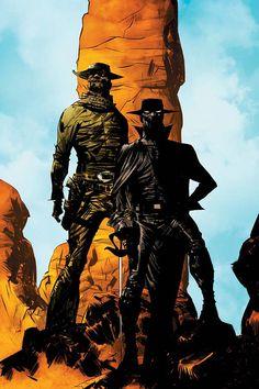 Django/Zorro #2 by Jae Lee*