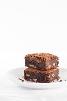 gluten-free brownies • cooking classy