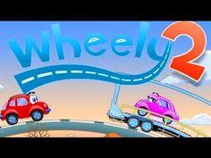 wheely 2 walkthrough car game cartoon for kids