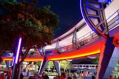 Top Five Places To Relax In The Magic Kingdom