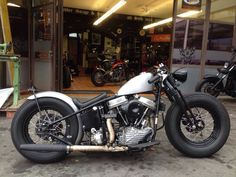"Nice bobber...long frame...mine has a 4"" Stretch."