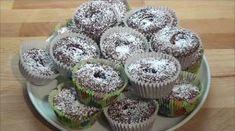 Linzer-Muffins im Thermomix® - Rezept von Thermiliscious Muffins, Breakfast, Food, Muffin Recipes, Almonds, Play Dough, Thermomix, Weihnachten, Backen