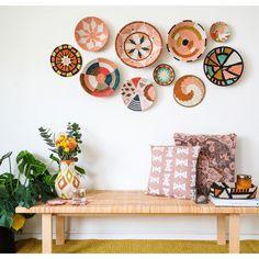 Handwoven Baskets by BLU 14