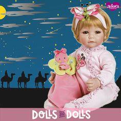 ¡Los reyes magos están de camino y #ButterflyBoo está preparada!  En #DollsAndDolls os deseamos un feliz día de Reyes y que os traigan muchos regalitos