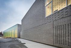 Galería de Salón Polideportivo en Mouvaux / de Alzua+ - 6