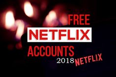 Free Premium Netflix Accounts May Netflix premium accounts generator and Access to free subscription legally. These free netflix login id and passwords are working with giveaway process. Enjoy Netflix Shows with minutely updated accounts. Get Netflix, Netflix Hacks, Netflix Time, Shows On Netflix, Netflix Promo Code, Netflix Codes, Netflix Account And Password, Netflix Gift Card Codes, Computer Science