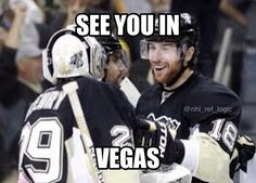 Fleury and James Neal reuniting in Vegas is still a better love story than Twilight.