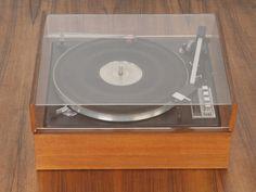 ELAC MIRACORD 50H turn-table Plattenspieler Teak System: ELAC STS 333