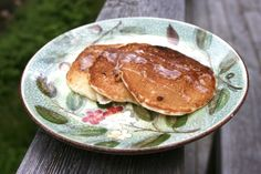 coconut syrup for pancakes: Simple Living and Eating
