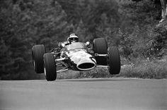 Nurburgring 1967 Jackie Oliver