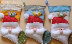 As botinhas do Noel | Flickr - Photo Sharing!