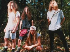 Alice in Chains..love, also loving the 90's grunge fashion..RIP..Layne & Mike