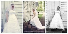 Country Bride in Gastonia, NC  www.CamparaPhotography.com