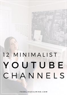 If you're wondering what minimalism is all about and need some inspiration to get started, here are 12 of the best minimalist YouTube channels that will inspire you to live lighter, consume less, and be more mindful!