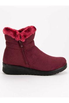 Bordové topánky na zimu CnB Ugg Boots, Timberland, Uggs, Winter, Shoes, Fashion, Winter Time, Moda, Zapatos