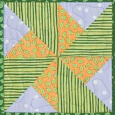 Pieced Squares from Triangles | Lessons | McCall's Quilting