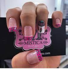 mistica instagram - Buscar con Google Love Nails, Fun Nails, Pretty Nails, Hello Nails, Country Nails, Magic Nails, Pedicure Nail Art, Bright Nails, French Tip Nails