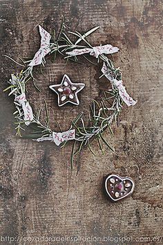 4himglory:  Rustic Christmas. by Anna Tykhonova on Flickr.