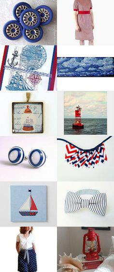 Out to Sea by Katherine on Etsy--Pinned with TreasuryPin.com