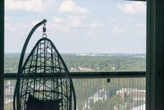 Timo Kanerva myy Niittykummussa   Tarpeeksi isolle parvekkeelle mahtuu vaikka tällainen korituoli. Helsinki, Ferris Wheel, Fair Grounds, Travel, Viajes, Destinations, Traveling, Trips