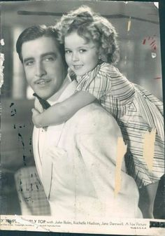 Curly Top, 1935. My favorite Shirley Temple movie :)