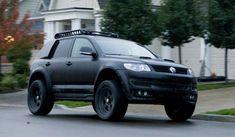 Volkswagen Touareg Repo Truck