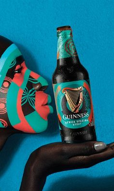 Guinness Africa #graphic #design #advertising
