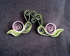 Paper Quilling Octopus | QUILLING sur Pinterest | Paperolles, Quilling Fleurs et Paperolles