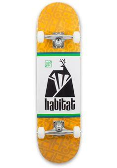 Habitat Seminal - titus-shop.com #SkateboardComplete #Skateboard #titus #titusskateshop