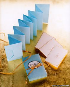 memory cards, each guest writes a memory of the couple and puts it in the jar at the table. end of the night, some memories are read aloud and then all the cards are put into a scrapbook for the couple to take home