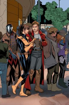 Legendary Star-Lord Vol 1 7 - Marvel Database - Wikia
