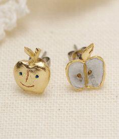 アップル氏(ピアス) Mr. Apple Pierce by PalnartPoc