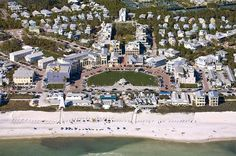 Seaside Florida Defines New Urbanism | Seaside Florida: even if your budget isn't up to an overnight stay (you're not alone!), it's a great for a daytrip or just an afternoon of shopping and sightseeing.