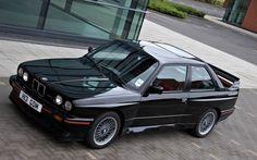 永遠のライバル BMW M3 E30 – 禁断の果実