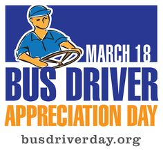 WOW did you know that?? school bus driver appreciation  | Have You Thanked Your Bus Driver Lately? | The Inside Lane