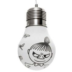 Muumi Valaisin, Pikku Myy / Moomin Glow Lamp, Little My Peace Plant, Minis, Moomin Shop, Glow Lamp, Kawaii Diy, Tove Jansson, Scandinavian Interior Design, Retro Pattern, My Glass