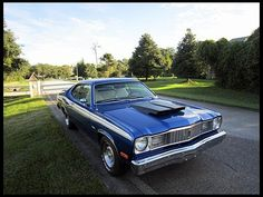 1974 Plymouth Duster  360 CI, Rotisserie Restoration