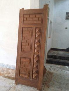 IMG-20170728-WA0104   LSWORLD Door Design Photos, Home Door Design, Pooja Room Door Design, Bedroom Door Design, Door Design Interior, Single Door Design, Wooden Front Door Design, Wooden Front Doors, Wood Doors