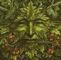 The Horned God aka: The Oak King