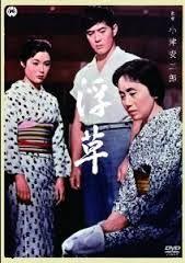 Kazuo Miyagawa X  Yasujiro Ozu 宮川一夫 X 小津安二郎 浮草 Ukigusa (1959)
