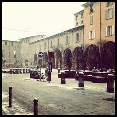 Piazza Verdi, Bologna - Instagram by leoneindomabile