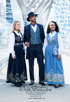 Folk Fashion, Ethnic Fashion, Folk Costume, Costumes, Norwegian People, Folk Style, Oslo, New Trends, Aesthetic Clothes