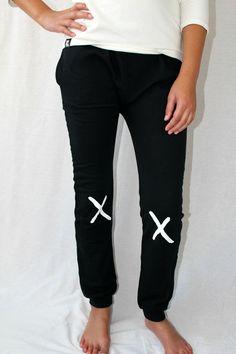 MINI & MAXIMUS Tic Tac Drop Crotch Pant