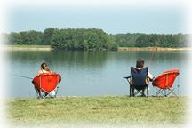 Cane Creek Park is a water based recreation facility encompassing 1,050 acres of land surrounding a 350-acre trophy bass lake.