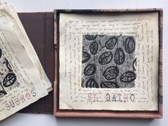 libro de artista caja